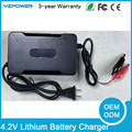 4.2V 5A 6A 7A 8A 9A 10A Lithium Battery Charger For Lion Lipo Battery Pack Electric Power Tool