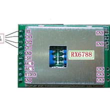 1Set TX6729 + RX6788 Transmitter+Receiver Module Kit Single Track Launcher Wireless Radio S