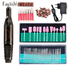 Manicure Cutters Nail Drill Bits Set For Cutter And Pedicure Machine Milling Tool