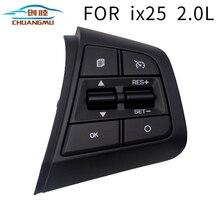 CHUANGMU For Hyundai  ix25 (creta) 2.0 L steering wheel cruise button fixed speed key switch right цена