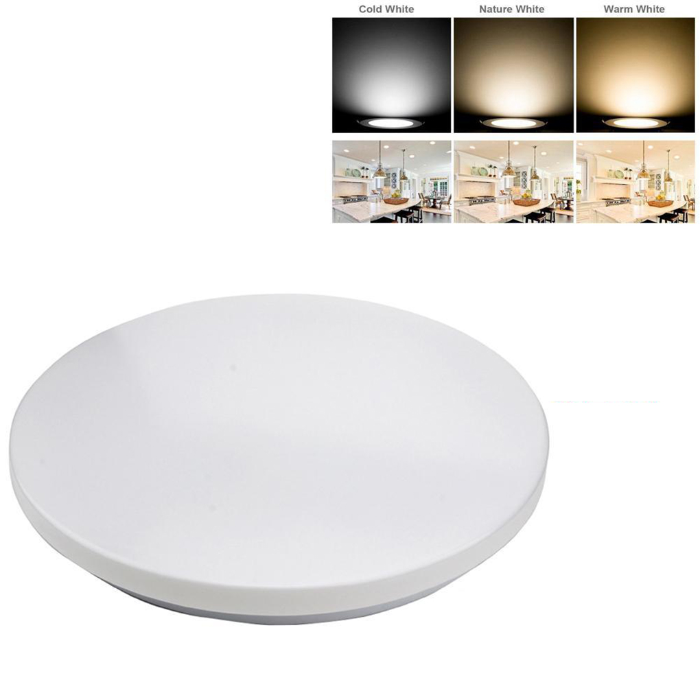 2018 New 3 Colors Cool Natural Warm White Flush Mount 48W ...