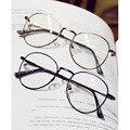 5 pçs/lote 2016 novo estilo de Metal óculos 2956 óculos de Grau armação de óculos quadros para mulheres homens