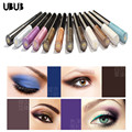 UBUB Brand 10ml Shimmer Liquid Eye Shadow Glitter Eyeshadow Waterproof Lasting Paint Line Eye Liner Makeup Multicolor 12 Colors