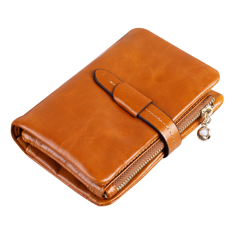 Aliexpress.com : Buy 2016 New Arrival Women Wallet Cowhide ...