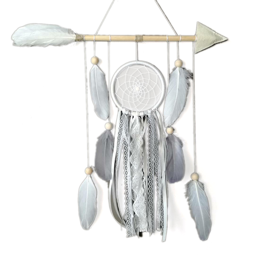 Kids Room Nordic Ins Style Bow Arrow Dream Catcher Home Decoration Children Room