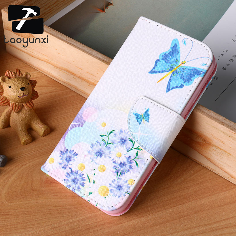 TAOYUNXI Cell Phone Cases For Apple iPhone 7 7G Cover iphone7 A1660 A1778 iphone7G 4.7 inch PU Leather Bags Skin Holster SCAH07