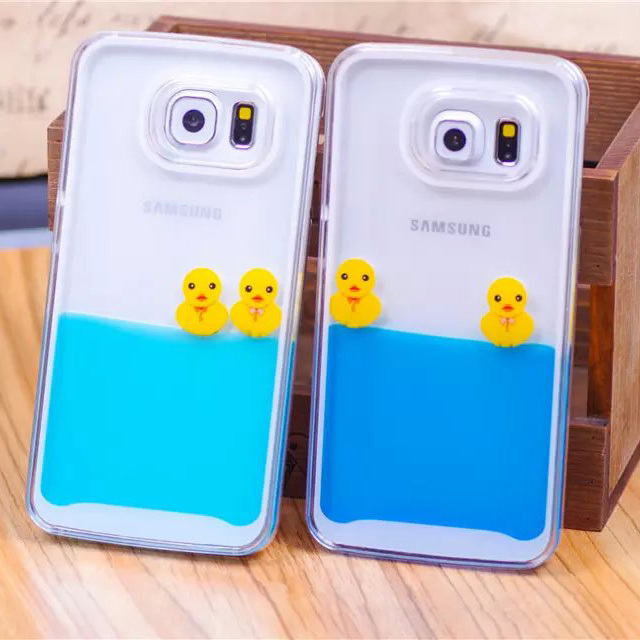 samsung s6 yellow phone case