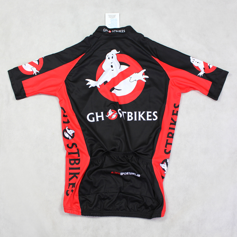 6f06b630c 2017 bike jerseys Ghost Bikes Mens Cycling Jersey Cycling Clothing Bike  Shirt Size new-in Cycling Jerseys from Sports   Entertainment on  Aliexpress.com ...