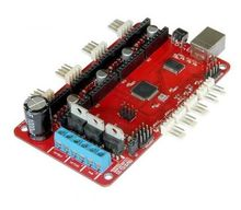 3D Printer Azteeg Control Board Atmel ATMEGA644P FT232RL FTDI USB Chip Sanguino