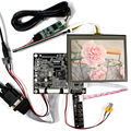 VGA AV вход ЖК-контроллер плата KYV-N2 V1 5 6 дюймов 640x480 AT056TN53 V.1 ЖК-панель с сенсорной панелью