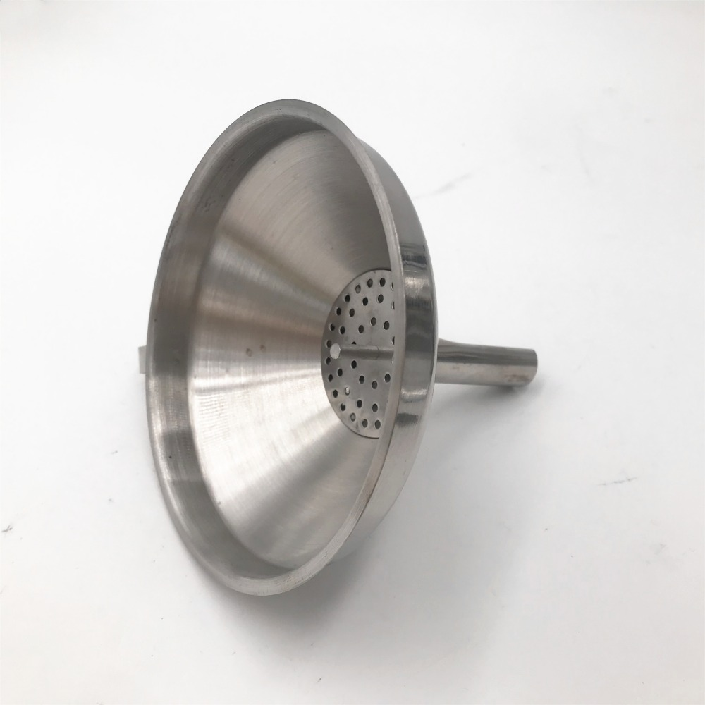 New Bar Accessory Stainless Steel Funnel, Homebrewing image