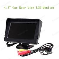 Hot Sell Rear View Camera 4 3 Inch Car LCD Monitor Supply On Board Display Alarm
