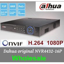 Dahua NVR NVR4432-16P Digital Video Recorder 32CH 1080P Assist Onvif video surveillance NVR 32 channel free delivery