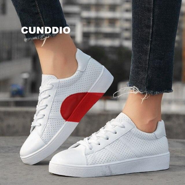 5b6c15fc0 Обувь женские кроссовки Женская кожаная мужская обувь на плоской подошве Super  star Белый zapatillas mujer повседневные