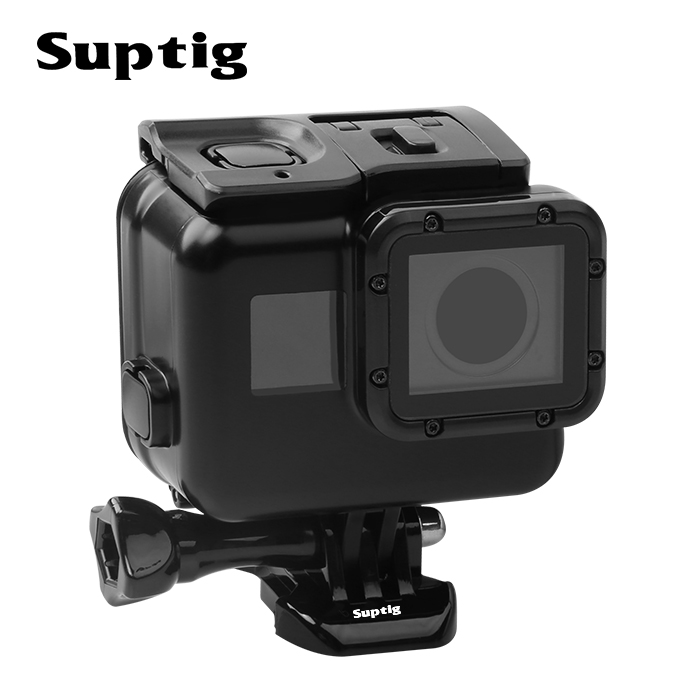 Gopro HERO 4 Black Edition 4K Action Camera Camcorder with Blackout Case