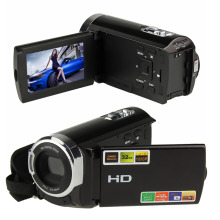 HDV-501T 20MP 3.0 Inch Touch Screen Camcorder 16X Zoom Full HD 1080P SD TF Digital Video Camera Shakeproof Multi Language