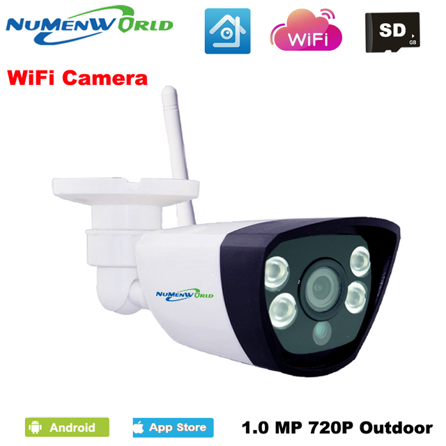 NuMenWorld Wireless IP cam 720 P SD HD P2P 802.11b/g/n wifi netzwerk ...