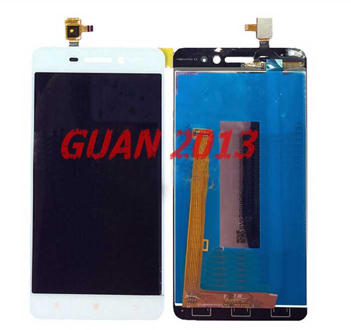 Original Lcd Assembly For Lenovo S60 s60w LCD Display Touch Screen Digitizer Assembly Replacement free tools