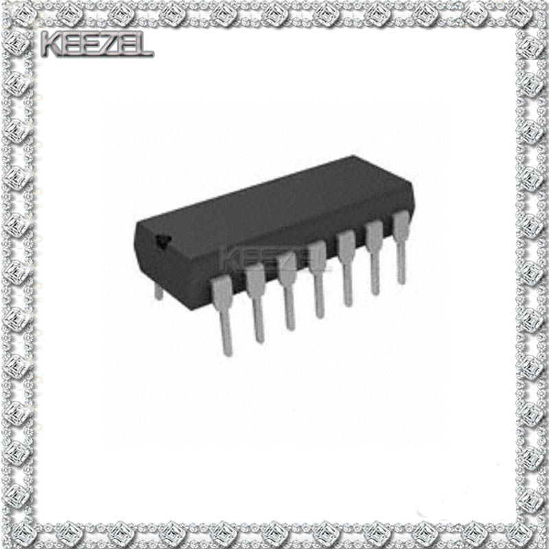 LM324 ST324N DIP14 интегральной схемы новый SOP14
