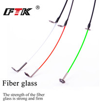 FTK new Fiber Glass Top Tip M/L/H 50-120g Feeder carp rod Fishing Accessories Tackle