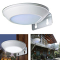 16 Bright LEDs 240Lumens Wireless Solar Powered Microwave Radar Motion Sensor Light
