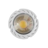 10ピース/セットlaideyiアルミmr16 ledスポットライトmr16 led電球dc 12ボルトledライト5ワット7ワットcob ledスポットライト屋