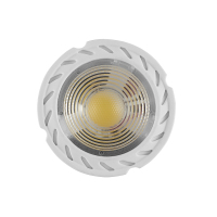 10Pcs/Set LAIDEYI Aluminum MR16 LED Spot Light MR16 LED Bulb DC 12V LED Light 5W 7W COB LED Spotlight Indoor