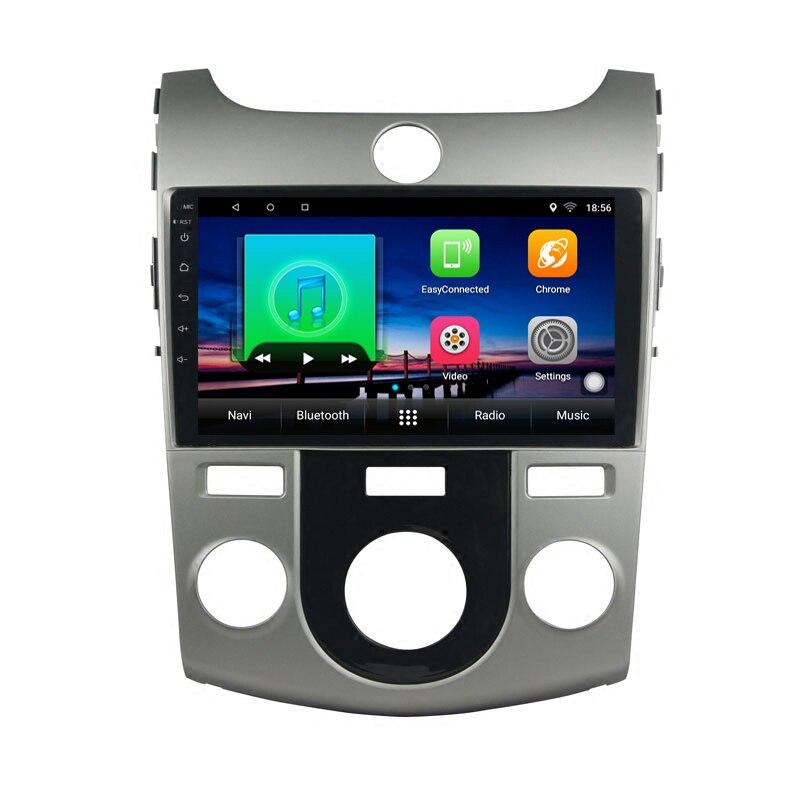 9 2G RAM 32G ROM android-автомобильный DVD видео плеер gps для KIA Forte Cerato 2008 2009 2010-2012 аудио автомобилей Радио стерео навигации