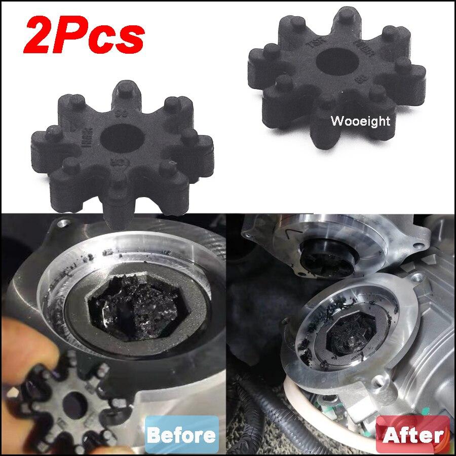 Wooeight 2 Pcs 563152K000FFF Auto Steering Flexibele Koppeling Koppeling Voor Hyundai Elantra Veloster Kia Forte Sedan Forte5 2012 2013