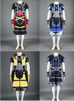 adult Halloween costumes kingdom hearts Sora cosplay Costumes for men anime Carnival Costume full set custom made