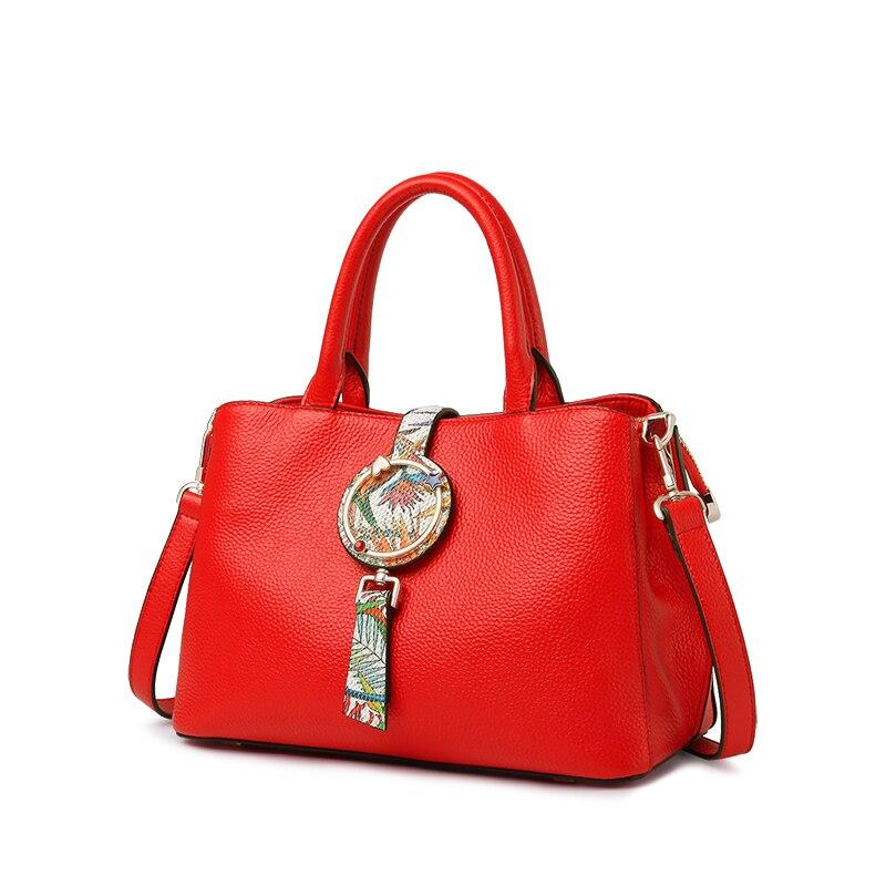 где купить ZOOLER New arrived woman bag handbags genuine leather bag Elegant high Quality Shoulder Bags Luxury Brand Fashion bags #h158 по лучшей цене