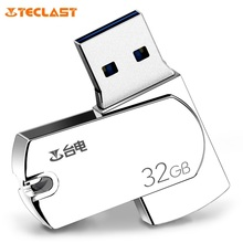 Teclast NXU-S3 16 GB 32 GB 64 GB jusqu'à 30 MB/s USB 3.0 Flash lecteur U Disque Mémoire De Stockage Gadget Full Metal Corps Haute Vitesse Pendrive