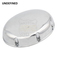 Motorcycle Air Filter Cover Chrome Air Cleaner Intake Case Cover Cap For Honda Shadow ACE VT400 400 VT 1998 2003 2002 2001 2000