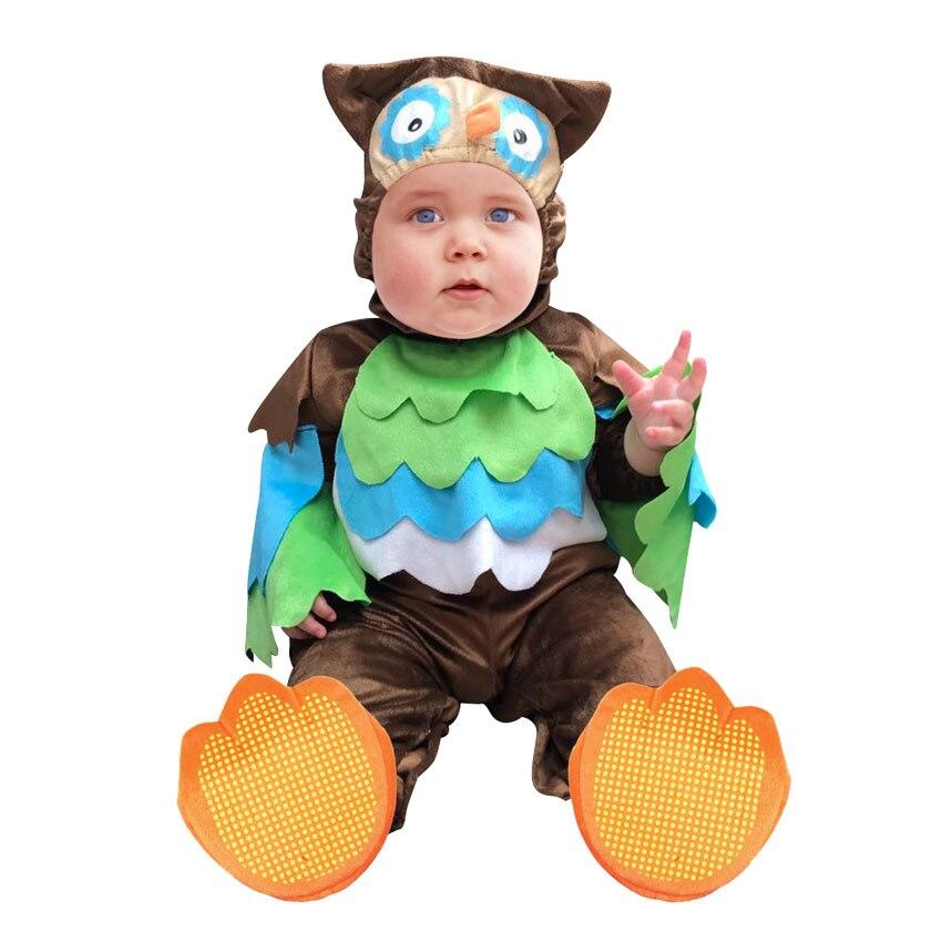 Halloween Infant Toddler Animal Hoot Owl Costume