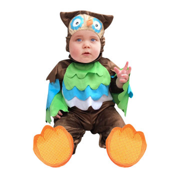 Halloween Infant Toddler Animal Hoot Owl Costume