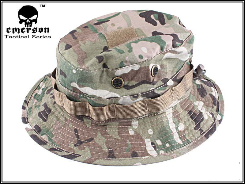 b751c4bc971  FLB  Wholesale Spring Cotton Cap Baseball Cap Snapback Hat Summer Cap Hip  Hop Fitted. EMERSON Boonie Hat Military Tactical Army Hat Anti-scrape Grid  Fabric ...
