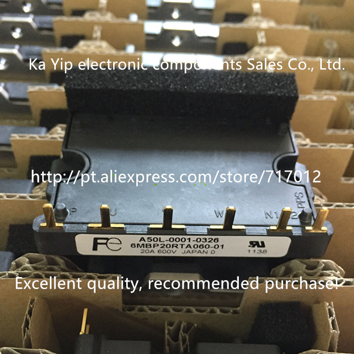 Free Shipping A50L-0001-0326 6MBP20RTA060-01 new and original 6mbp20rta060 01 6mbp20 a50l 0001 0326 fuj igbt goods in stock