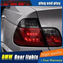 اكسسوارات السيارات التصميم لسيارات BMW E46 أضواء الخلفية 2001 2004 led الضوء الخلفي ل E46 لمبة خلفية DRL + الفرامل + بارك + أضواء الإشارة led