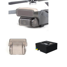 Cap For DJI SPARK PTZ Camera Cover front 3D sensor system screen integrated protective cover For DJI Spark accessories