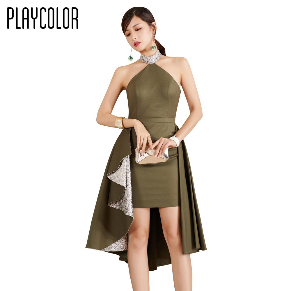 556e6d73c972b US $123.59 |PLAYCOLOR Blackless Short Cocktail Dresses for Prom Sleeveless  Woman Cocktail Party Dress 2017 Prom Dress Customize _PD1607T11-in Cocktail  ...