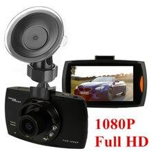 2.4 дюймов тире Камера Full HD 1080 P автомобилей Видео Аудио Запись 120 градусов угол обзора Видеорегистраторы для автомобилей Авто-камеры