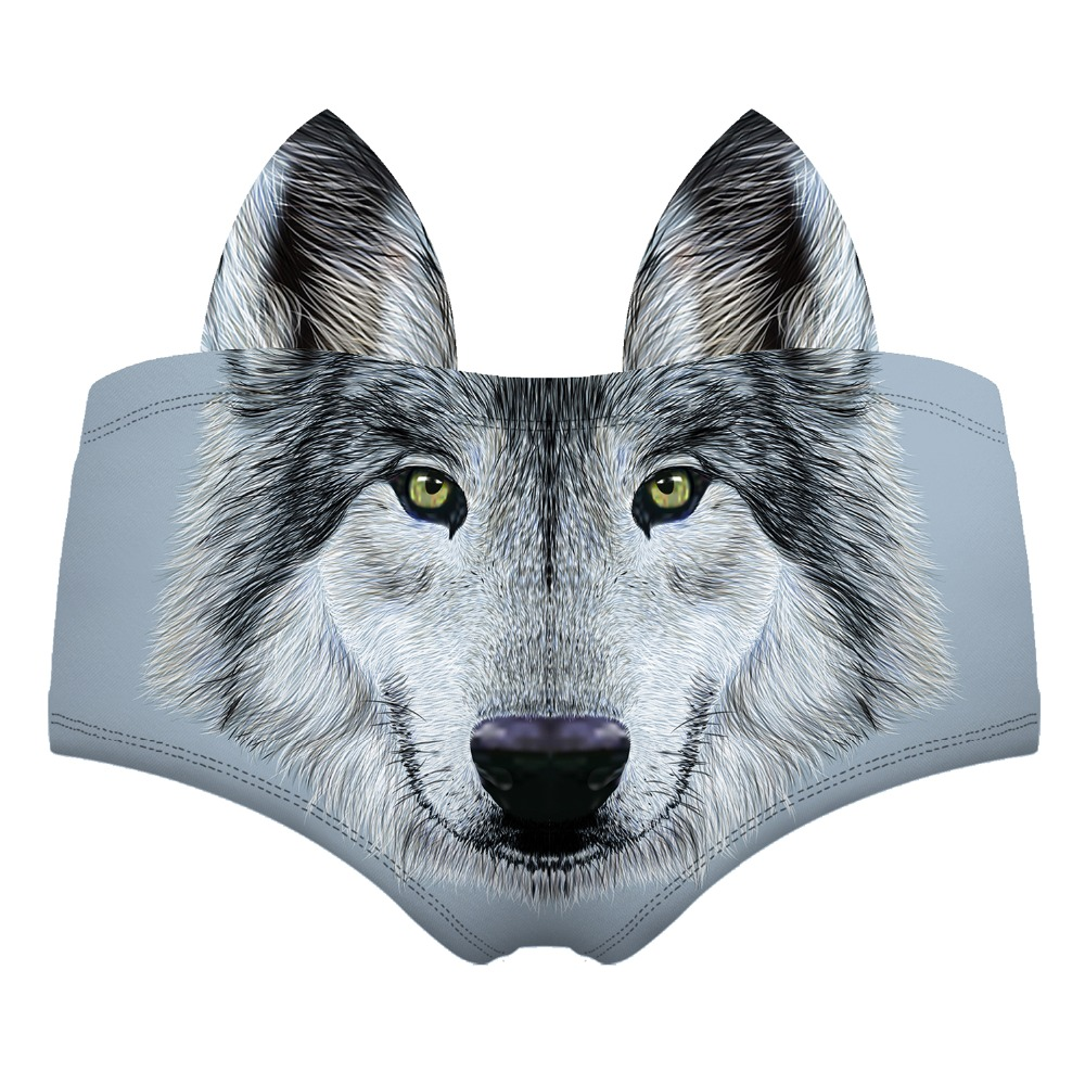 55122 wolf silver wiz back