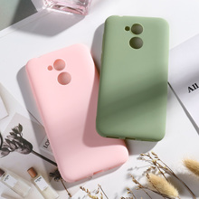 Case for Huawei Honor 6A Cover DLI-TL20 Soft Silicone TPU Matte Candy Phone Back For 5.0 Coque