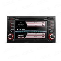 7 двойной 2 дин Радио DVD GPS Navi пригодный для Audi A4 S4 RS4 Авто Видео плеер двойной канал Canbus Сенсорный экран аудио стерео