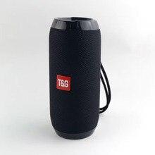 hot deal buy waterproof bluetooth wireless speaker portable outdoor rechargeable speakers soundbar sound bar subwoofer speakers caixa de som