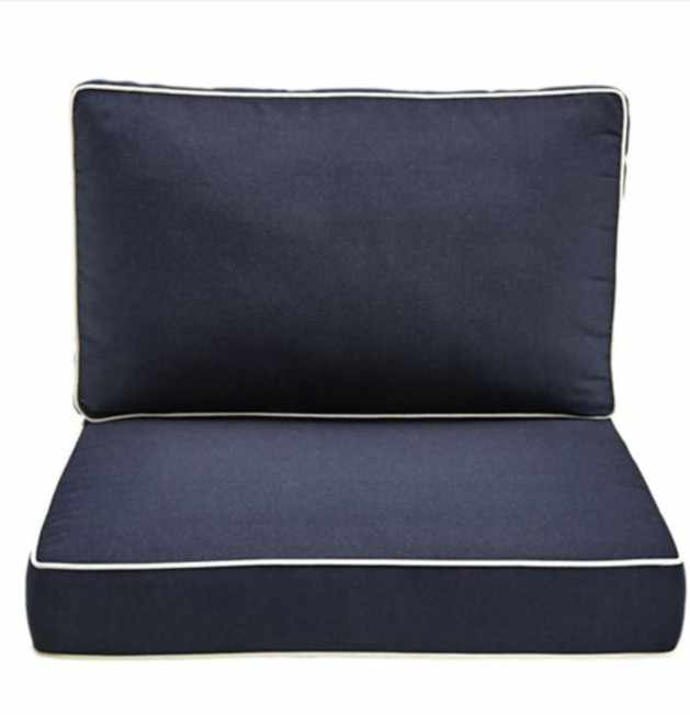 Multi-color customized pillowcase outdoor furniture cushion pillow waterproof cushion pillow for sale