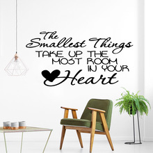 Modern heart Wall Stickers Self Adhesive Art Wallpaper Bedroom Home Party Decor