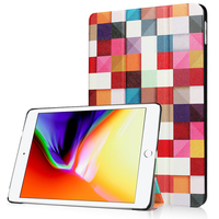 Case For IPad 9 7 Inch 2017 2018 Ultra Slim Magnetic Leather Smart Stand Case Cover