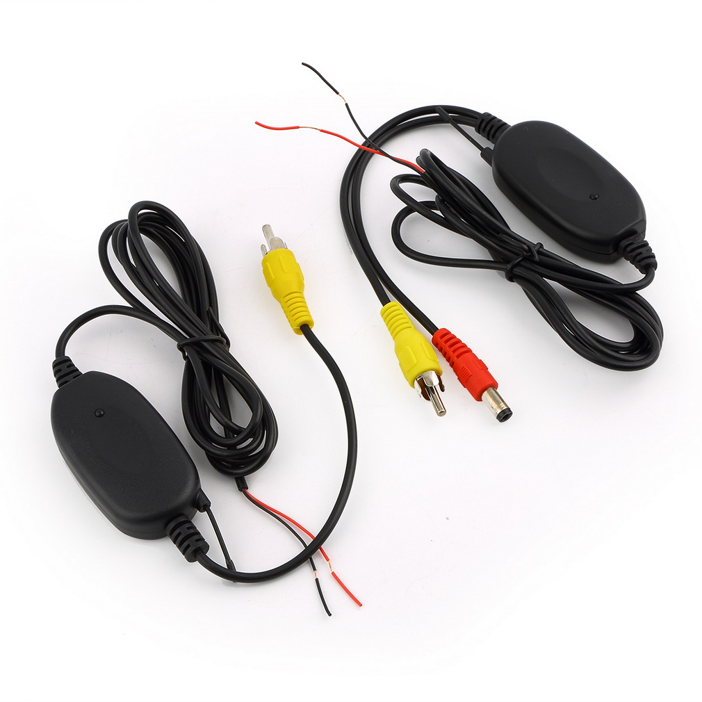 New 2.4G Wireless Transmitter&Receiver Module for Car Backup Paking Rear View Camera