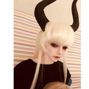 Rester Fantasy 1/3 bjd resin body model  baby girls boys dolls eyes 1